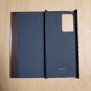 SAMSUNG - Galaxy Note 20 Ultra Clear View Cover