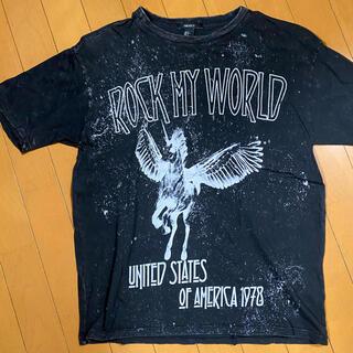 フォーエバートゥエンティーワン(FOREVER 21)の【FOREVER21】Tシャツ(シャツ/ブラウス(長袖/七分))