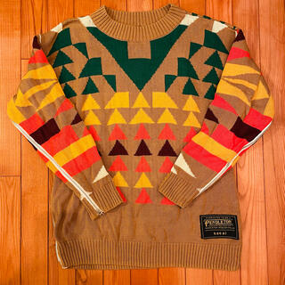 sacai - Sacai Pendleton Sweatshirt sweater Size1