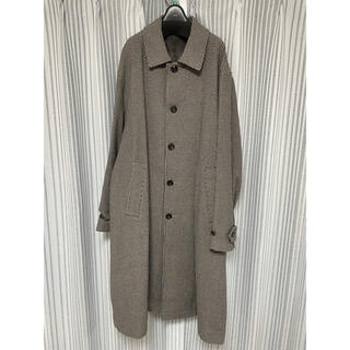 stein 19aw over sleeve investigated coat