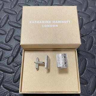 キャサリンハムネット(KATHARINE HAMNETT)のキャサリンハムネット カフスボタン(カフリンクス)