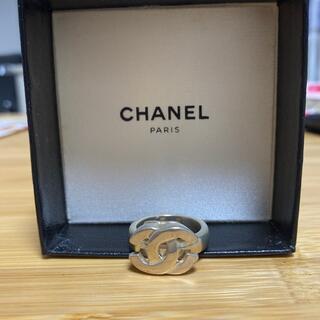 シャネル(CHANEL)のシャネル ココマーク シルバーリング(リング(指輪))