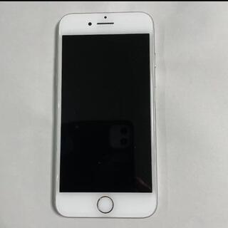 iPhone - iPhone7 シルバー 128GB ソフトバンク