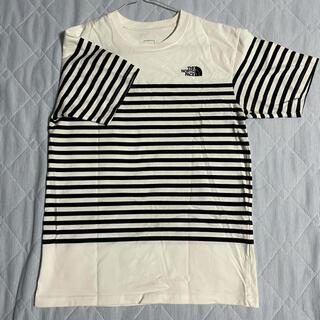 ザノースフェイス(THE NORTH FACE)のTHE NORTH FACE ボーダーTシャツ(Tシャツ(半袖/袖なし))
