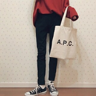 アーペーセー(A.P.C)の2個セット APC アーペーセー トートバッグ(トートバッグ)