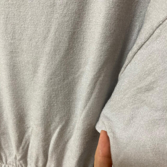 MERCURYDUO(マーキュリーデュオ)のマーキュリーデュオ ニットワンピース 新品未使用 レディースのワンピース(ひざ丈ワンピース)の商品写真