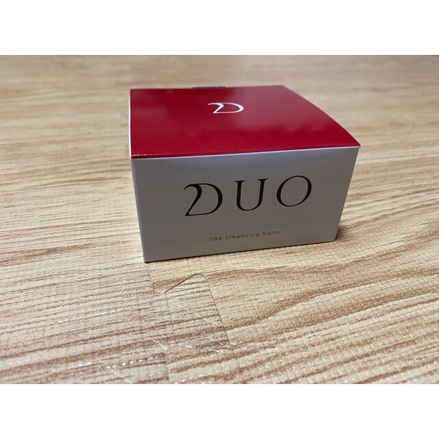 DUO(デュオ) ザ クレンジングバーム(90g) コスメ/美容のスキンケア/基礎化粧品(クレンジング/メイク落とし)の商品写真