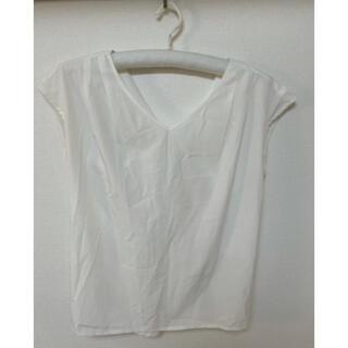 アンドクチュール(And Couture)のAnd Couture 2WAYブラウス (シャツ/ブラウス(半袖/袖なし))