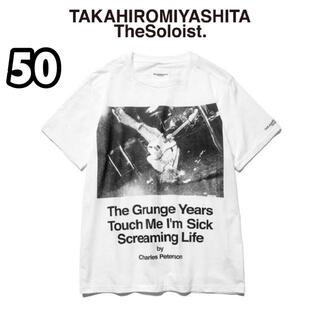 NUMBER (N)INE - 新品 タカヒロミヤシタ ザ ソロイスト カート・コバーン フォト Tシャツ 50