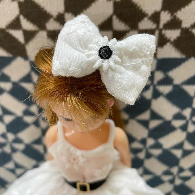 リカちゃん ハンドメイド服 ドレスD03 ハンドメイドのぬいぐるみ/人形(人形)の商品写真