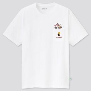 ユニクロ(UNIQLO)のあつまれどうぶつの森 UT ユニクロ Tシャツ(Tシャツ/カットソー(半袖/袖なし))