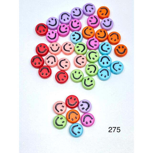 275 アクセサリーパーツ 合計42個 ハンドメイドの素材/材料(各種パーツ)の商品写真