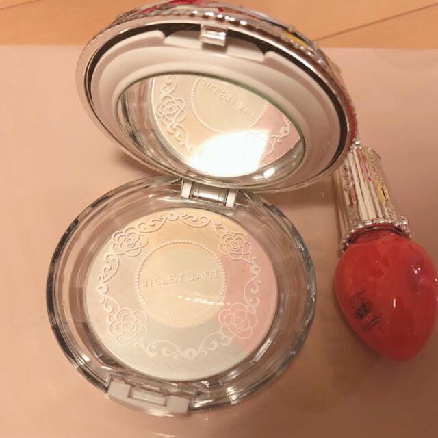 JILLSTUART(ジルスチュアート)のジルシチュアート パウダー リップグロス コスメ/美容のベースメイク/化粧品(フェイスパウダー)の商品写真