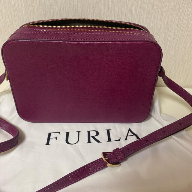 Furla(フルラ)のフルラ パープル ショルダーバッグ レディースのバッグ(ショルダーバッグ)の商品写真