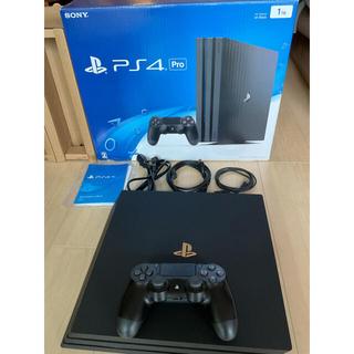 PlayStation4 - 【すぐ遊べる】PS4 Pro 本体 4K画質 1TB  + おまけソフト4本
