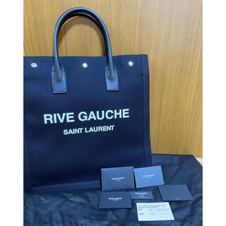 サンローラン(Saint Laurent)のSAINT LAURENT RIVE GAUCHE サンローラン トートバッグ(トートバッグ)