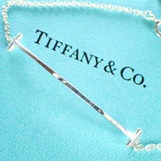 ティファニー(Tiffany & Co.)のティファニー TIFFANY Tスマイル ブレスレット シルバー(ブレスレット/バングル)