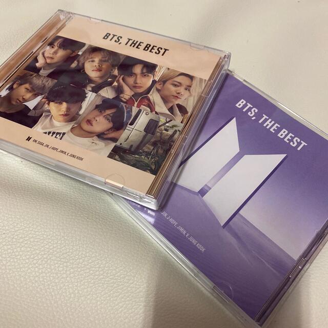 BTS 防弾少年団 アルバム THE BEST エンタメ/ホビーのCD(K-POP/アジア)の商品写真