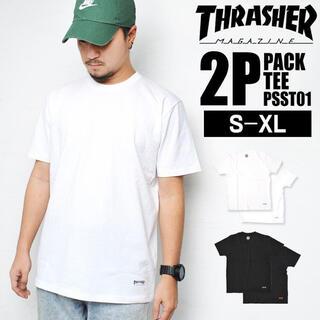 スラッシャー(THRASHER)のスラッシャー 1p クルーネック 早い者勝ち 大人気商品 格安(Tシャツ/カットソー(半袖/袖なし))