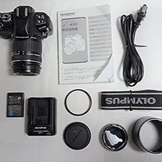 オリンパス(OLYMPUS)のOLYMPUS デジタル一眼レフカメラ E-410 レンズキット ED14-42(デジタル一眼)