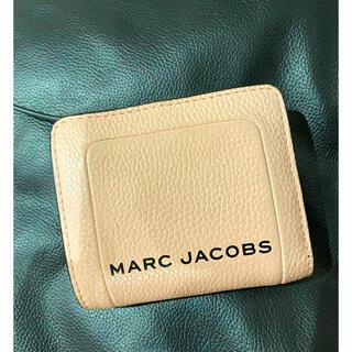 MARC JACOBS - MARC JACOBS 二つ折り財布