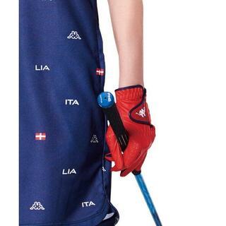 カッパ(Kappa)の新品一年中#滑り止めKappa Golf カッパゴルフ 快適プレー グローブ L(その他)