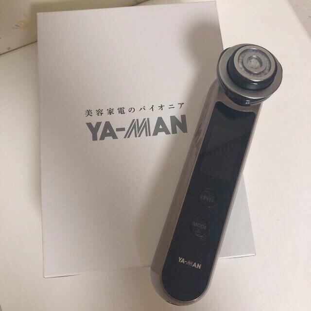 YA-MAN(ヤーマン)のRF Beaute フォトPLUS HRF-10T コットンおまけ付き スマホ/家電/カメラの美容/健康(フェイスケア/美顔器)の商品写真