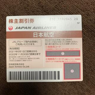 ジャル(ニホンコウクウ)(JAL(日本航空))のJAL株主優待券(その他)