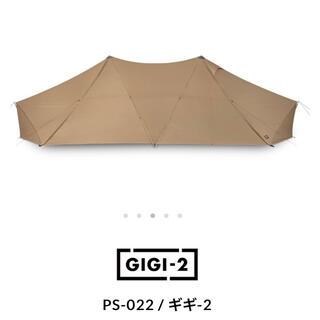 Snow Peak - ギギ2/ゼインアーツ 新品未使用 送料無料