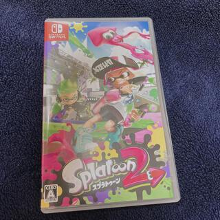 Nintendo Switch - スプラトゥーン2 NintendoSwitch