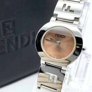 フェンディ(FENDI)のFENDIフェンディ  3050L  新品電池 レディース 腕時計(腕時計)