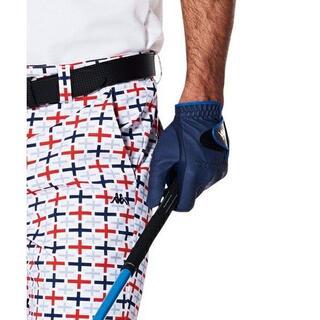 カッパ(Kappa)の新品 一年中#滑り止め★Kappa Golf カッパゴルフ  グローブ L(その他)