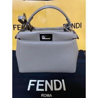 フェンディ(FENDI)のFENDI ミニピーカブー(ハンドバッグ)