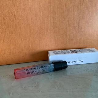 ルイヴィトン(LOUIS VUITTON)のLOUIS VUITTON 【CALIFORNIA DREAM】 香水サンプル(ユニセックス)