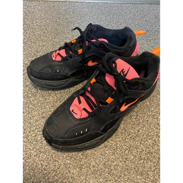 NIKE(ナイキ)のNIKE ナイキ M2K テクノ ブラック メンズの靴/シューズ(スニーカー)の商品写真