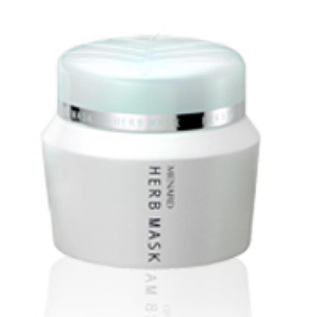 MENARD(メナード)のメナード ハーブマスク コスメ/美容のスキンケア/基礎化粧品(パック/フェイスマスク)の商品写真