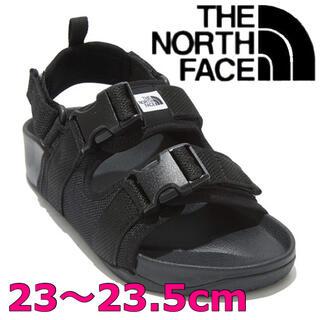 THE NORTH FACE - 日本未発売 ノースフェイス スポーツサンダル 黒 ブラック 23〜23.5cm