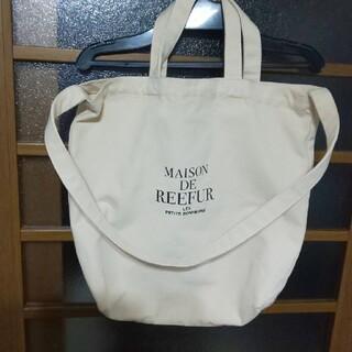 Maison de FLEUR - MAISON DE  REEFUR  メゾンドフルール トートバッグ
