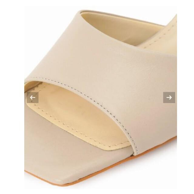 IENA(イエナ)のIENA♡スクエアトゥサンダル レディースの靴/シューズ(サンダル)の商品写真