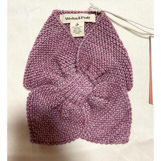 Misha&Puff☆Sledding scarf (Antique Rose)