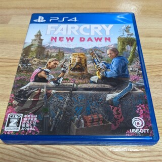 PlayStation4 - 値下げ可能 ファークライ ニュードーン