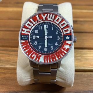 HOLLYWOOD RANCH MARKET - HOLLYWOOD RANCH MARKET 腕時計