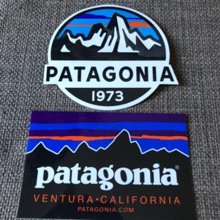 パタゴニア(patagonia)のパタゴニア ステッカーセット(登山用品)