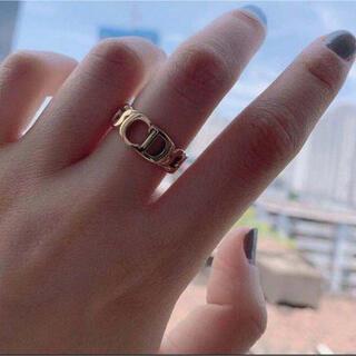 Christian Dior - ディオール リング 指輪