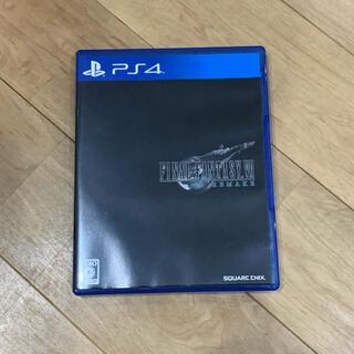 PlayStation4 - FINAL FANTASY VII REMAKE PS4