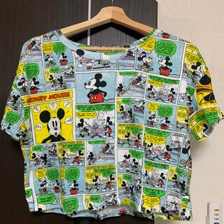 ザラ(ZARA)の新品⭐︎ZARA ミッキー Tシャツ(Tシャツ(半袖/袖なし))