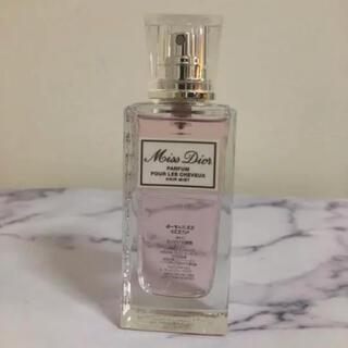 クリスチャンディオール(Christian Dior)のミスディオール ヘアミスト 30ミリ(ヘアウォーター/ヘアミスト)