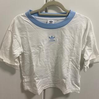 adidas - Tシャツ 新品 adidas アディダス ショート丈
