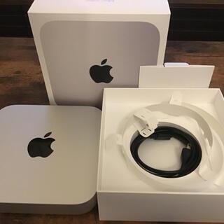 Apple - Apple Mac mini M1 チップ 256GB アップル