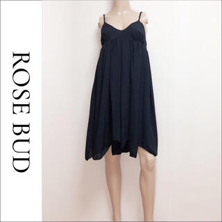 ROSE BUD - ROSE BUD キャミ ワンピース*アダムエロぺ ロペ ザラ ships